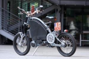 e-rocket bike